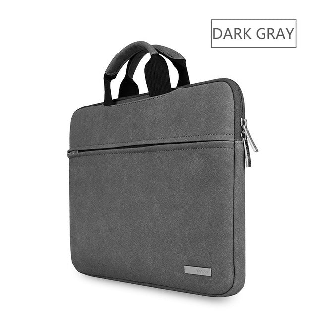 Laptop Briefcase Bags for Apple Macbook - Notebook 13.3 Cover - Air Pro 13 Cases with Power Pouch