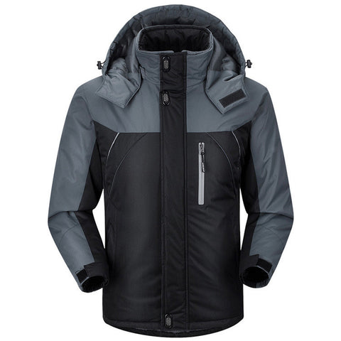 Men Winter Thermal Warm Brand Jacket - All In One Place With Us - 4