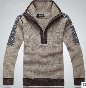 Men Fashion Design Cotton Sweater - All In One Place With Us - 3