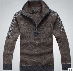 Men Fashion Design Cotton Sweater - All In One Place With Us - 6