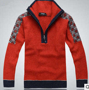 Men Fashion Design Cotton Sweater - All In One Place With Us - 4