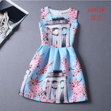 Bottoming Dress Women Summer Style Dress - All In One Place With Us - 18