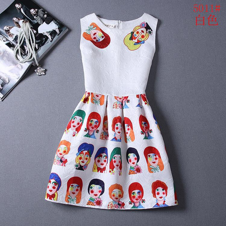 Bottoming Dress Women Summer Style Dress - All In One Place With Us - 2