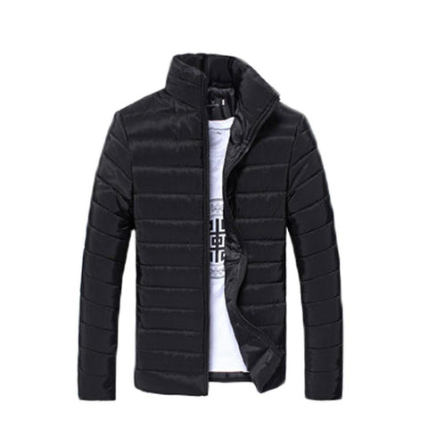 Men Long Sleeve Outwear Cotton Jackets - All In One Place With Us - 6