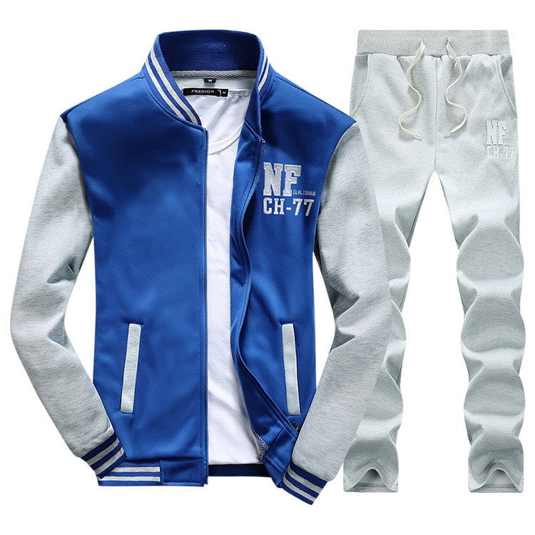 Men's fashion Sports Tracksuits - All In One Place With Us - 6