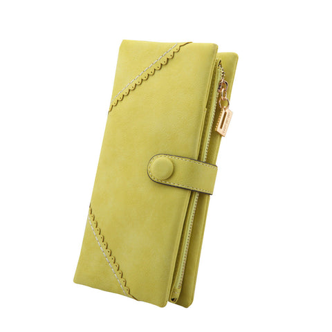 New Fashion Women Leather Wallet - All In One Place With Us - 3