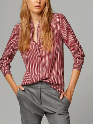 Women Fashion elegant blouses - All In One Place With Us