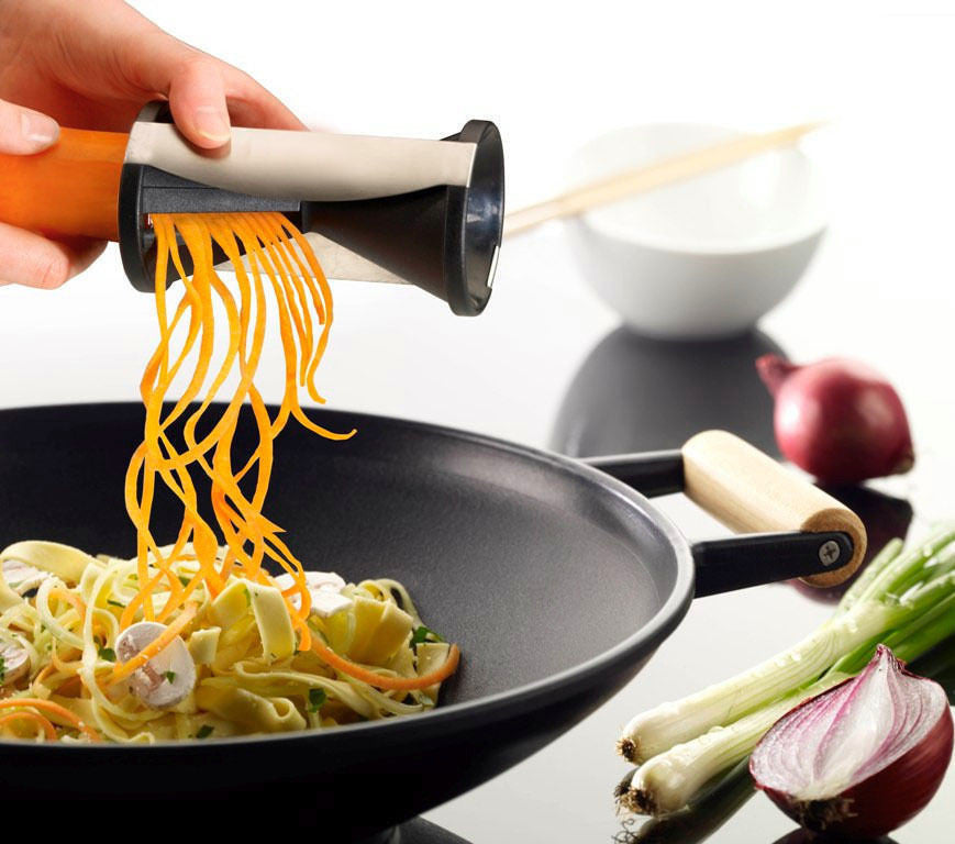 Cooking Tools Spiralizer Kitchen Tool Special Grater Slicer Compact Funnel Spiral Twister Vegetables Fruits Cutter Salad Chef - All In One Place With Us
