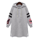 Fashion Womens Long Sleeve Hooded Jacket - All In One Place With Us - 3