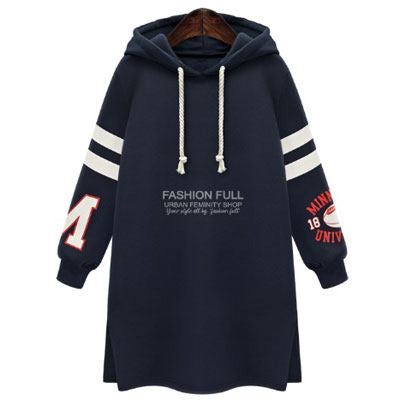 Fashion Womens Long Sleeve Hooded Jacket - All In One Place With Us - 2