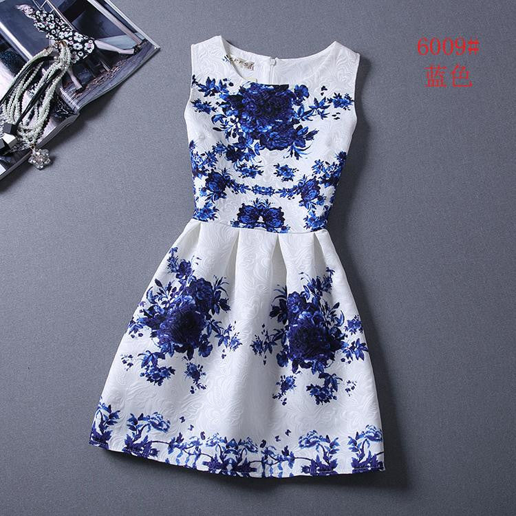 Bottoming Dress Women Summer Style Dress - All In One Place With Us - 16