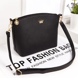 Women Fashion Small PU Leather Messenger Bags - All In One Place With Us - 4