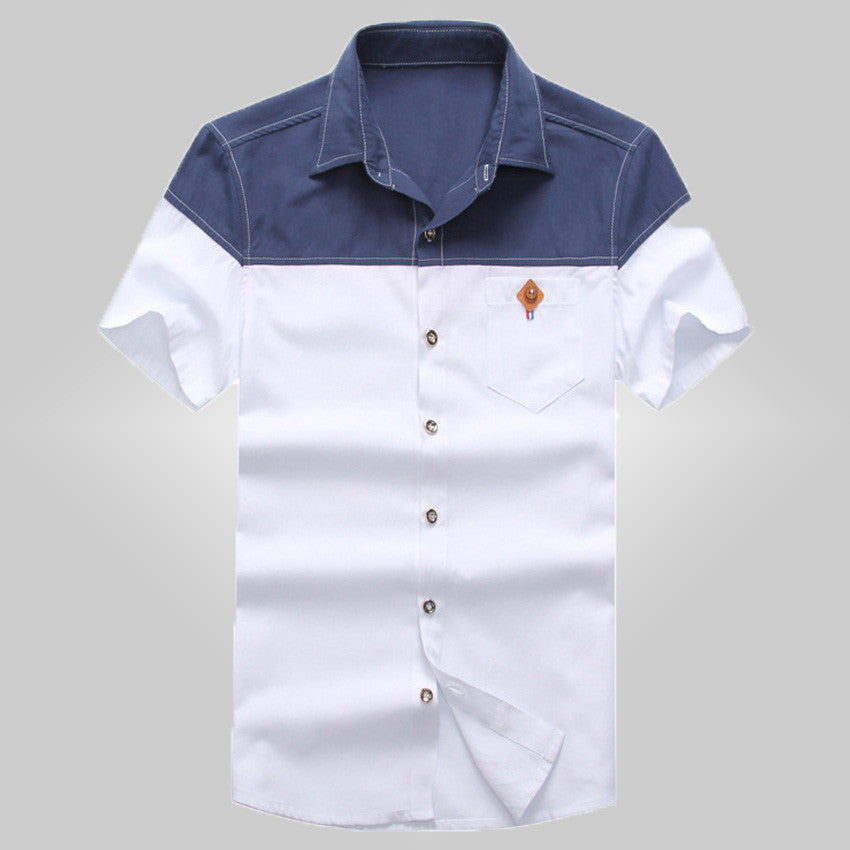 Men Casual Fashion Elegant Shirt - All In One Place With Us - 1