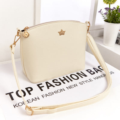 Women Fashion Small PU Leather Messenger Bags - All In One Place With Us - 2