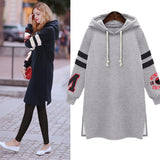 Fashion Womens Long Sleeve Hooded Jacket - All In One Place With Us - 1