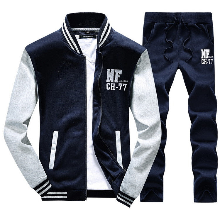 Men's fashion Sports Tracksuits - All In One Place With Us - 5