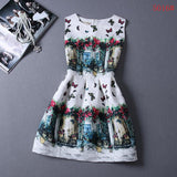 Bottoming Dress Women Summer Style Dress - All In One Place With Us - 9