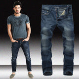 Modern Designer Men Jeans Italian Famous Brand - All In One Place With Us - 1