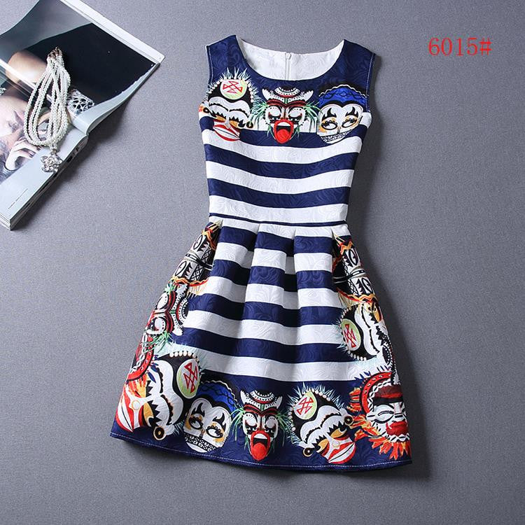 Bottoming Dress Women Summer Style Dress - All In One Place With Us - 13