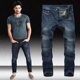 Modern Designer Men Jeans Italian Famous Brand - All In One Place With Us - 2