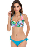 Sexy Bikinis Women Swimsuit  Bathing Suits Swim Halter - All In One Place With Us - 5