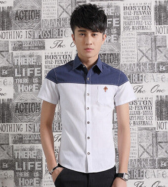 Men Casual Fashion Elegant Shirt - All In One Place With Us - 2