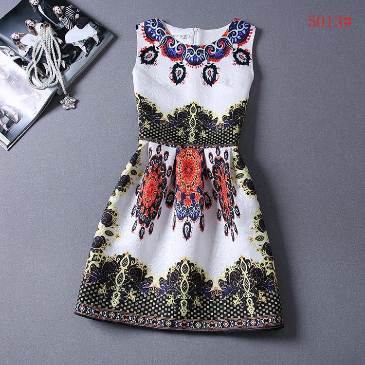 Bottoming Dress Women Summer Style Dress - All In One Place With Us - 22