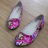 Women Ballerina Flat Sweet Shoes - All In One Place With Us - 1