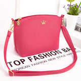 Women Fashion Small PU Leather Messenger Bags - All In One Place With Us - 5
