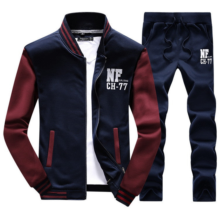 Men's fashion Sports Tracksuits - All In One Place With Us - 2