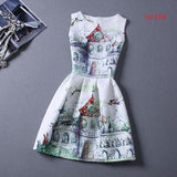 Bottoming Dress Women Summer Style Dress - All In One Place With Us - 12