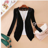Women Lace Sweet Slim Blouse Cardigan - All In One Place With Us - 6