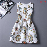 Bottoming Dress Women Summer Style Dress - All In One Place With Us - 15