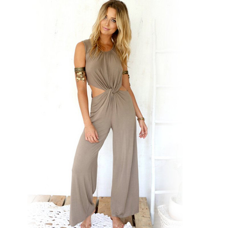 Sexy Women Fashion Jumpsuit - All In One Place With Us