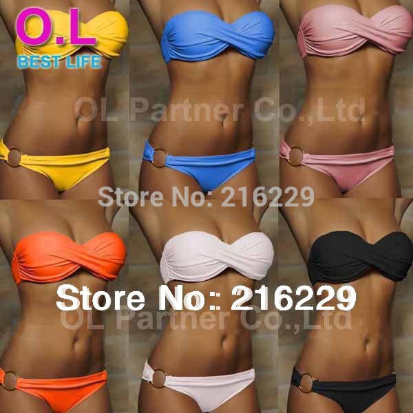 New Summer Sexy Bikini Women Swimwear Fashion Occidental - All In One Place With Us - 1