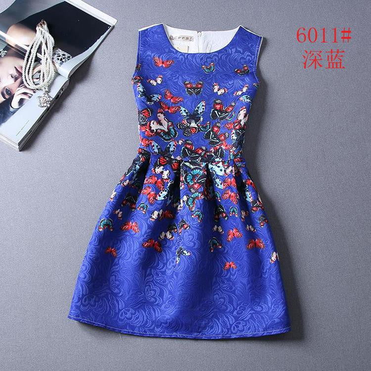 Bottoming Dress Women Summer Style Dress - All In One Place With Us - 4