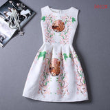 Bottoming Dress Women Summer Style Dress - All In One Place With Us - 21