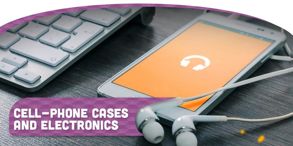 Electronics, Cellphone Cases