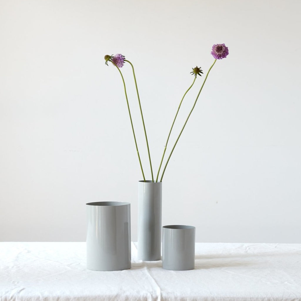 Small Fog Grey Vase