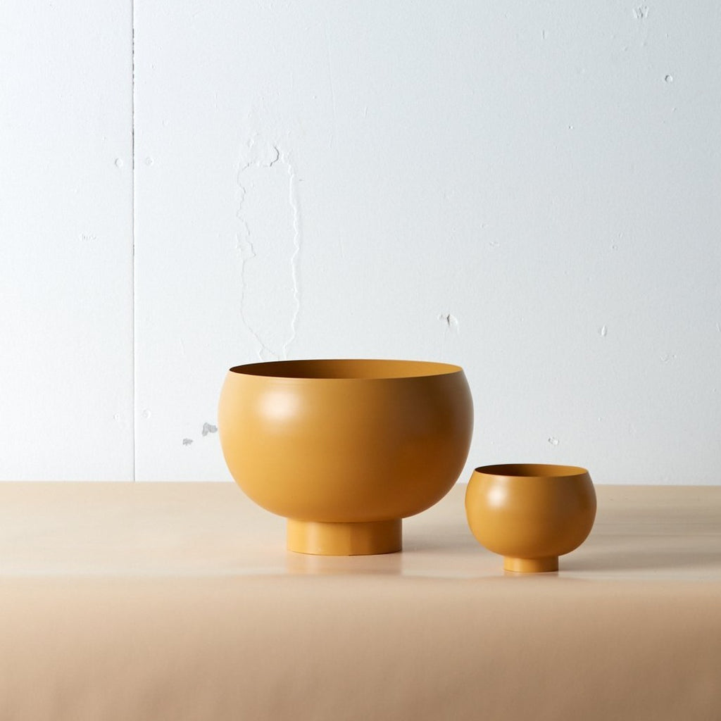Theodore Hot Mustard Bowl