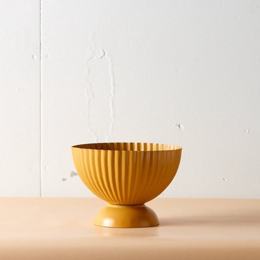 Zephyr Hot Mustard Bowl