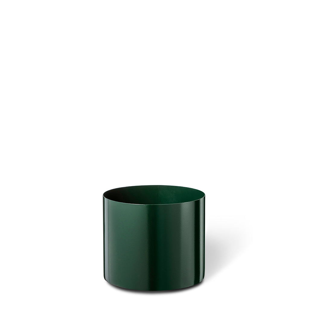 Large Emerald Green Vase - Urban Eden & Co