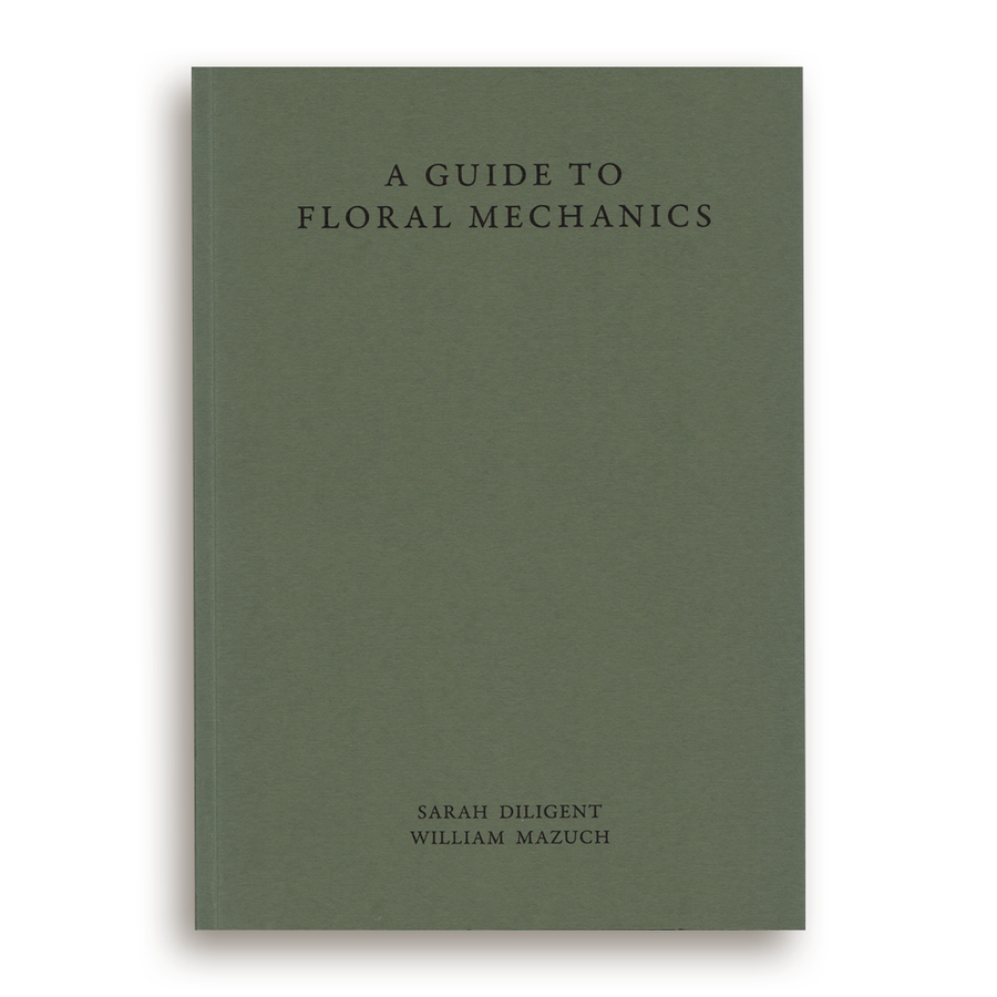 A Guide to Floral Mechanics