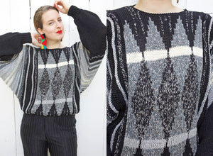 Nannell Metallic Knit Sweater M|L