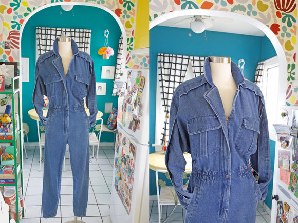 Amazing Denim Jumpsuit S|M