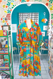 Carol Anderson Dress + Jacket Set M|L