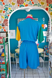 Color Blocked Romper M|L