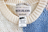 No! Jeans Pastel Sweater | Large