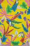 SOLD Colorful Toucan Print Top M|L