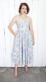 Carol Anderson Strapless Dress XS|S|M